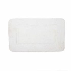 Tapete de baño FREEHOME Antideslizante 50 x 80 cm Blanco