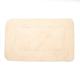 Tapete de baño FREEHOME Antideslizante 50 x 80 cm Beige