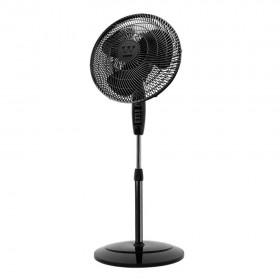 """Ventilador Pedestal WESTING HOUSE 16"""" Negro"""