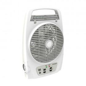 Ventilador recargable WESTINGHOUSE Blanco