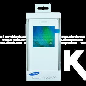 Sview Cover Cuero SAMSUNG Galaxy A5 Blanco