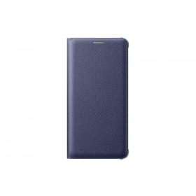 Flip Wallet Cover Azul/Negro Serie A7