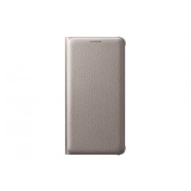 Flip Wallet Cover Gold Ser A5