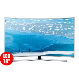 "Tv 78"" 198cm LED SAMSUNG 78KU6500 UHD"