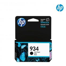 Cartucho HP 934 Black Ink