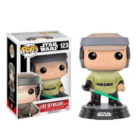 FUNKO POP! Star Wars Endor Luke