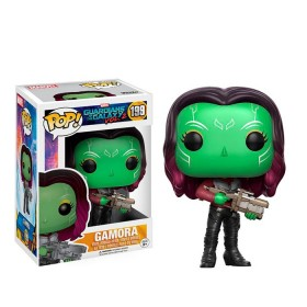 FUNKO POP! Guardians of the galaxy Vol.2 Gamora