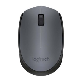 Mouse Logitech Inalambrico Optico M170 Negro