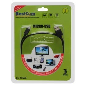 Cable BESTCOM USB / Micro USB 2.0 1MT