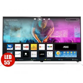 "TV 55"" 139cm AOC LE55U7970i UHD Internet"