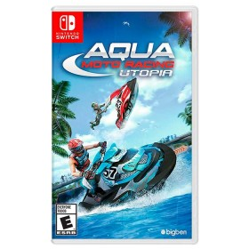 Videojuego SWITCH Aqua Moto Racing Utopia