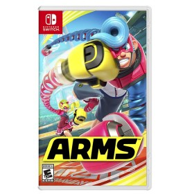 Videojuego SWITCH ARMS