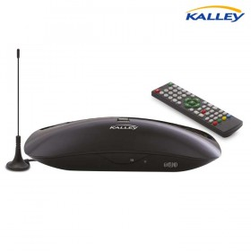 Decodificador KALLEY ASIT2N01 T2