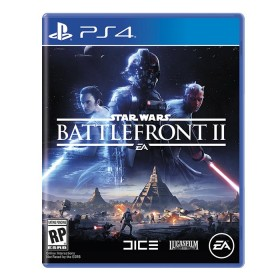 Videojuego PS4 Star Wars BATTLEFRONT II - The Last Jedi