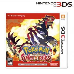 Videojuego 3DS Pokémon Omega Ruby