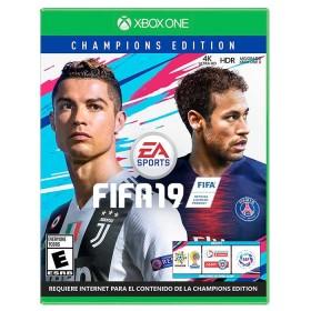 Videojuego XBOX ONE FIFA 19 Edición CHAMPIONS