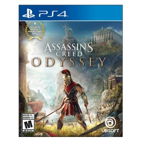 Videojuego PS4 Assasins Creed Odyssey Day 1