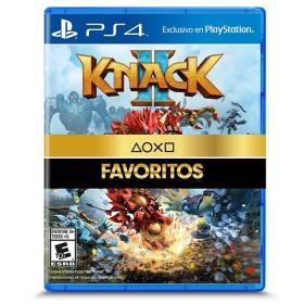Videojuego PS4 Knack 2
