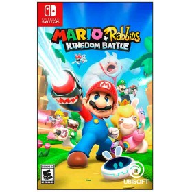 Videojuego SWITCH Mario + Rabbids: Kingdom Battle-1