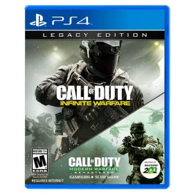 Videojuego PS4 COD Infinite Warfare Legacy Edition