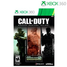 Videojuego XBOX 360 Call Of Duty Modern Warfare Trilogy