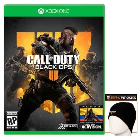 Videojuego XBOX ONE Call Of Duty Black Ops 4