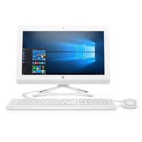 "PC All In One HP 20-C205 Celeron 19.5"" Blanco"