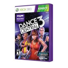 Videojuego XBOX 360 Kinect Dance Central 3