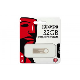 Memoria USB KINGSTON 32 GB Metal 2.0
