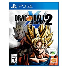 Videojuego PS4 Dragon Ball Xenoverse 2