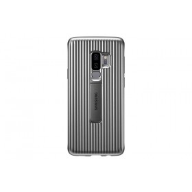 Cover Protective SAMSUNG S9 Plus Plateado