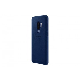 Cover SAMSUNG Alcantara S9 Plus Azul