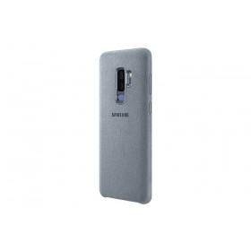 Cover SAMSUNG Alcantara S9 Mint