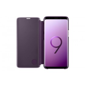 Clear View Stand SAMSUNG S9 Violeta