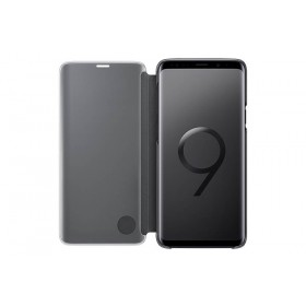 Clear View Stand SAMSUNG S9 Plus Negro