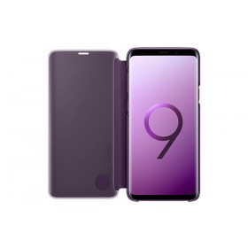 Clear View Stand SAMSUNG S9 Plus Violeta