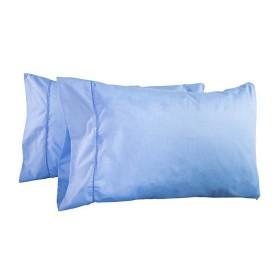 Set x 2 Fundas de almohada K-LINE 50 x 70 Azul