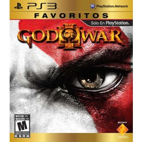 Videojuego PS3 God of War III
