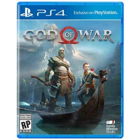 Videojuego God of War 4