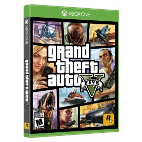 Videojuego Grand Theft Auto V  XBOX ONE