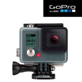 Cámara de Acción GoPro HERO + Gris LCD