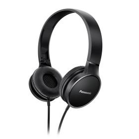 Audifonos Panasonic Alambricos OnEar HF300 Negro