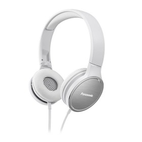 Audifonos Panasonic Alambricos OnEar ML HF500 Blanco
