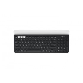 Teclado LOGITECH Bluetooth Negro K780