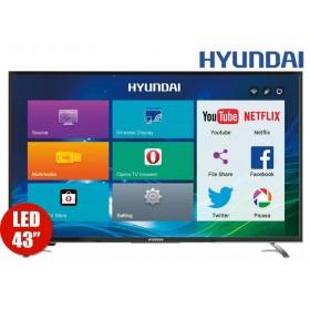 """TV 43""""109cm HYUNDAI LED 432 Full HD Internet"""