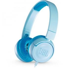 Audífonos JBL Alámbricos OnEar J300 Azul