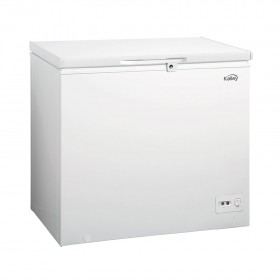 Congelador KALLEY Horizontal 198Lt K-CH198L02 Blanco