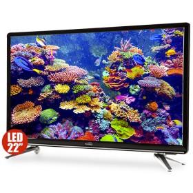"""TV 22"""" 55cm KALLEY K-LED22FHDXT2"""