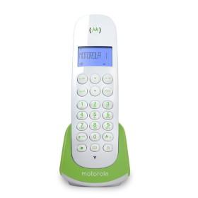 Teléfono Inalámbrico Motorola Ident M700 Verde