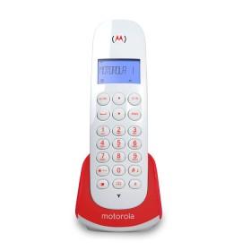 Teléfono Inalámbrico Motorola Ident M700 Rojo